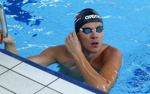 Mateusz Sawrymowicz zapewnia, że stać go na jeszcze lepsze rezultaty.