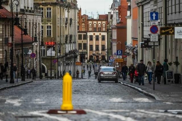 Jak wyglądają ostatnie propozycje ZDM, dotyczące strefy uspokojonego ruchu wokół Starego Rynku?