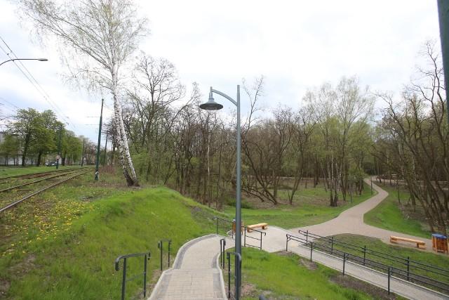 Tak wygląda rewitalizowany Park Tysiąclecia w Sosnowcu Milowicach.Zobacz kolejne zdjęcia. Przesuwaj zdjęcia w prawo - naciśnij strzałkę lub przycisk NASTĘPNE