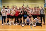 Siatkówka. Juniorzy Gwardia Wrocław Academy mistrzami Dolnego Śląska