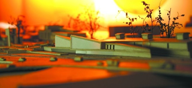 Tak według koncepcji Jana Kabaca mógłby  wyglądać główny budynek Muzeum Pamięci Sybiru przy ul. Węglowej. By koncepcja stała się rzeczywistością, potrzebny jest m.in. szczegółowy projekt. Na jego wykonanie zabrakło pieniędzy w miejskiej kasie.