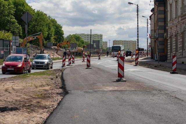 Uwaga kierowcy - spore utrudnienia przy ulicy Kujawskiej [lista zmian]