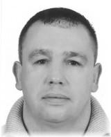 Tego mężczyzny szuka Sąd Rejonowy w Żarach. Wiesz gdzie jest? Zawiadom najbliższą jednostkę policji!