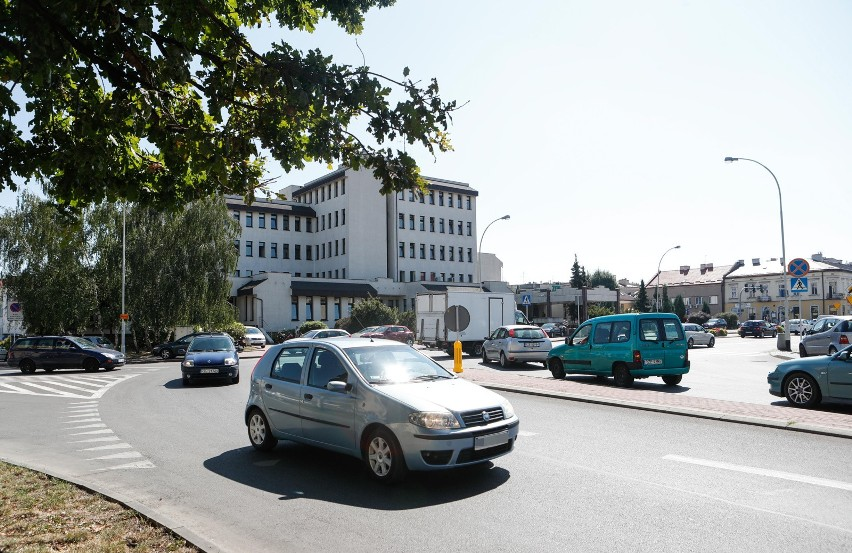 Inwestycja obejmuje m.in. przebudowę dróg w okolicach ZUS w Rzeszowie.