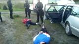 Kryminalni namierzyli wczoraj transport dużej ilości narkotyków
