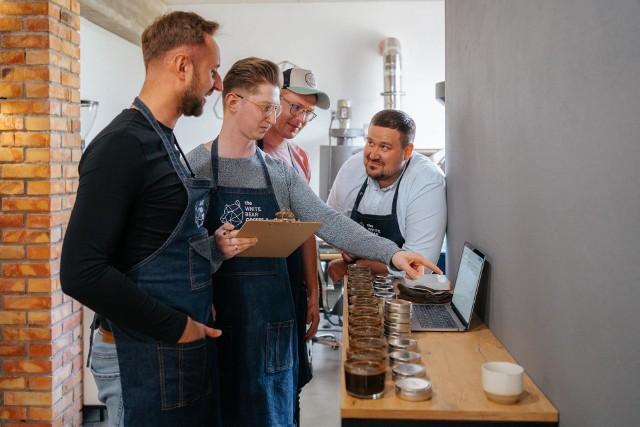Białostocka palarnia kawy the White Bear Coffee Roasters przeniosła się do lokalu przy Produkcyjnej 72