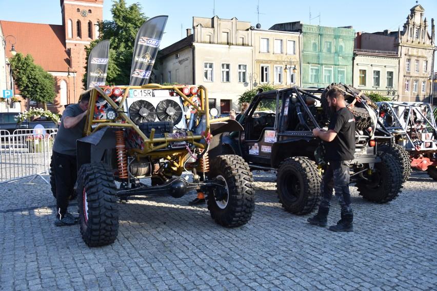 Rajd samochodów terenowych POLAND TROPHY EXTREME wystartował...