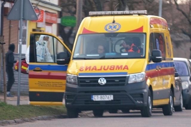 Ratownicy medyczni z Włocławka nie zawarli jeszcze porozumienia z dyrekcją szpitala