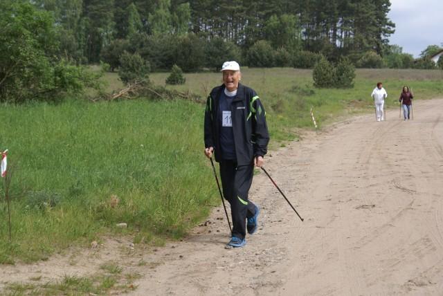 Eugeniusz Tatarynowicz to najaktywniejszy senior według czytelników Gazety Lubuskiej.
