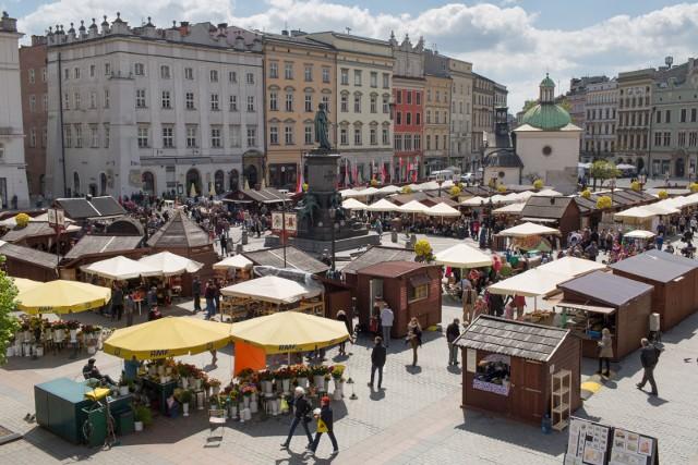 Kiedy znów zobaczymy taki widok na krakowskim Rynku?