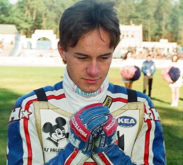 Artur Pawlak zmarł po wypadku na torze 21 czerwca 1993 r.