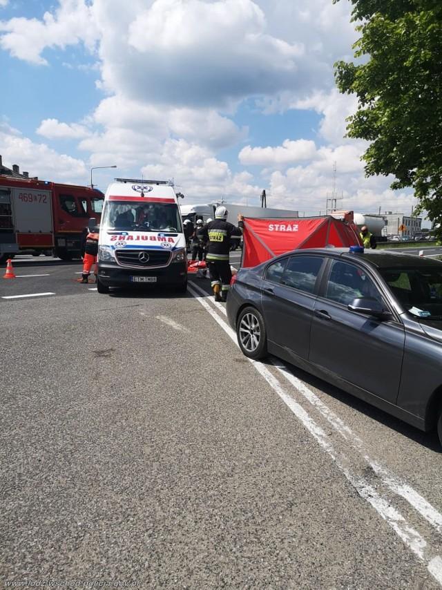 Do tragicznego wypadku w którym śmierć poniósł rowerzysta, doszło w miejscowości Kruszów pod Tuszynem, na drodze krajowej nr 12CZYTAJ DALEJ NA NASTĘPNYM SLAJDZIE