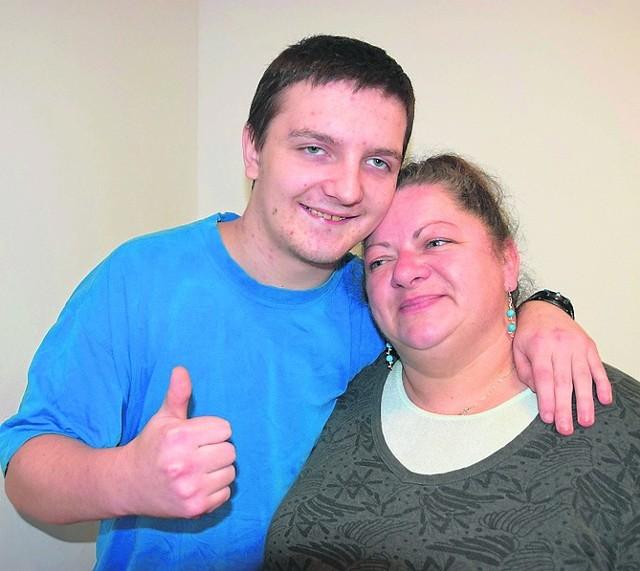 Zbyszek Jaśniński z Paszyny tydzień temu opuścił ośrodek