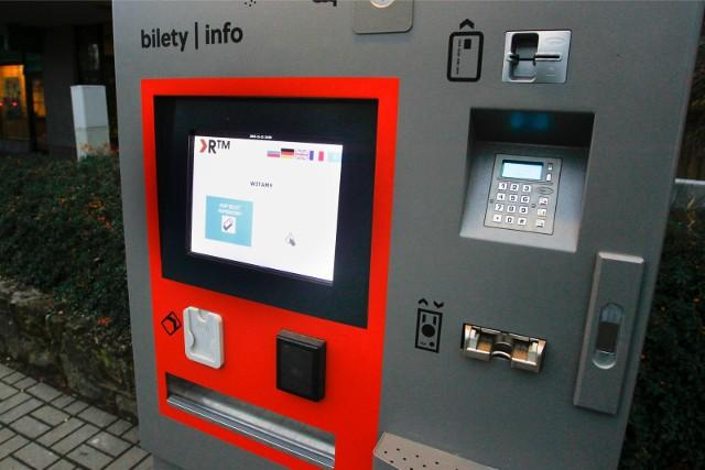 W innych miastach biletomaty działają od lat