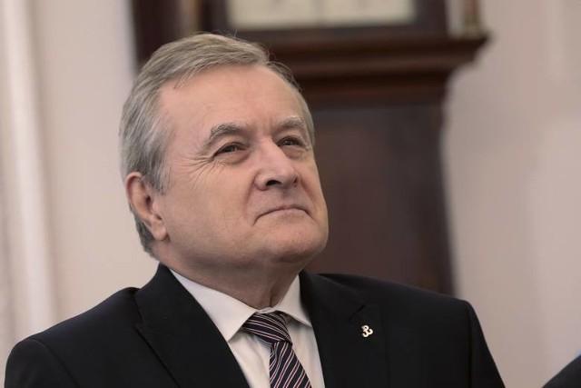 Piotr Gliński, minister kultury, dziedzictwa narodowego i sportu