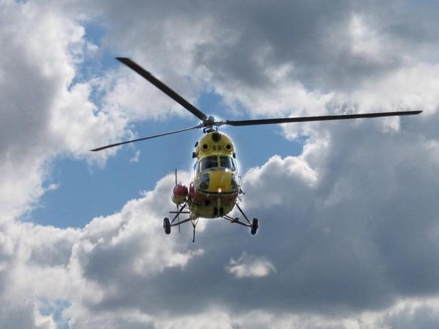 W gminie Komarów doszło do nieszczęśliwego wypadku