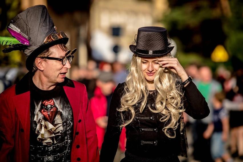 Lipiec 2019, festiwal muzyki gotyckiej Castle Party w...