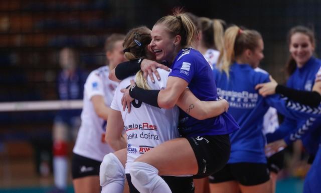 Developres Rzeszów pokonał we własnej hali Budowlanych ŁódźWiceprezes Developresu: Liga Mistrzyń to był nasz cel [STADION]