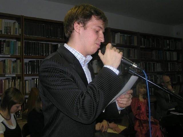 Radosław Sobotka triumfował również w ubiegłym roku.
