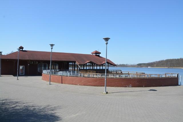 Nie wiadomo, czy w tym roku mieszkańcy Sępólna i okolic będą mogli korzystać z kawiarni na molo