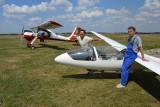 Szybowce to istny cud techniki i wielka miłość pilotów z Polskiej Nowej Wsi