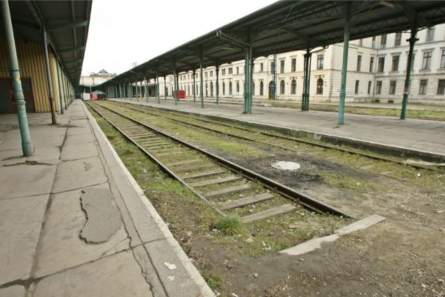 Ważne, aby odbudować linię do Kobierzyc. Byłoby dobrze, gdyby pociągi wróciły też na Świebodzki.
