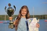 Sukces Marysi Stachery z Kielc na Jeziorze Tarnobrzeskim. Wiolonczelistka zdobyła pierwsze miejsce w regatach [ZDJĘCIA]