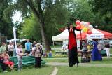 Konecki park był pełen atrakcji. Gwiazdą festynu był Krzysztof K.A.S.A. Kasowski [ZDJĘCIA]