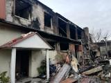 Pomoc pogorzelcom z Koleczkowa. Pożar zabrał im dom. Trwa zbiórka pieniędzy na jego odbudowę [zdjęcia]