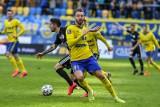 Piłkarze Arki Gdynia stracili w końcówce meczu zwycięstwo z Łódzkim Klubem Sportowym. Nie pomoże im to w utrzymaniu się w lidze