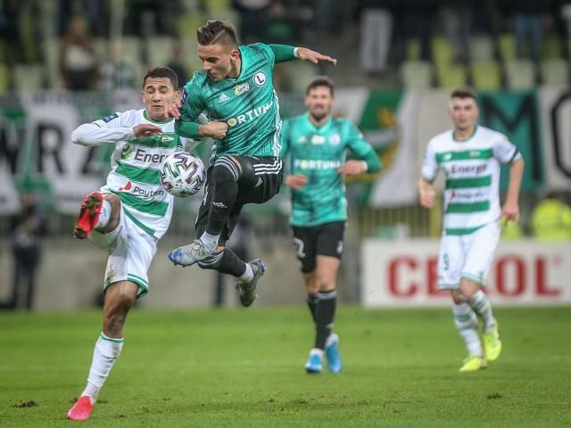 Środowy mecz Lechia Gdańsk - Legia Warszawa zapowiada się ciekawie, bo biało-zieloni będą faworytami