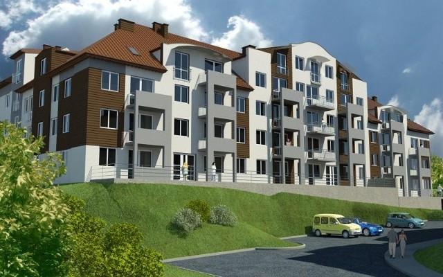 Deweloper HSD Chałupka został Liderem Regionu 2011 w kategorii Budownictwo mieszkaniowe. Fot. HSD Chałupka
