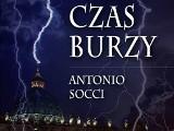 Czas burzy - powieść o walce o władzę w Watykanie
