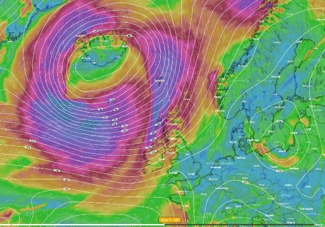 Kiedy Eks Huragan Dorian Dotrze Do Europy Jak Wplynie Na Pogode W