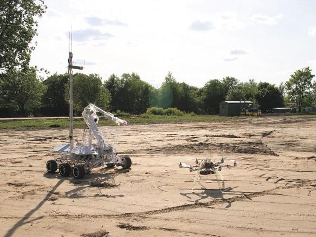 Białostoccy studenci będą zdobywać Marsa. Razem ze swoim łazikiem powalczą na początku czerwca o miano najlepszego pojazdu kosmicznego na prestiżowych zawodach w USA.