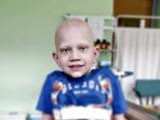 11-letni Krzyś po raz trzeci walczy z białaczką. To jego ostatnia szansa, by pokonać chorobę, jednak jej koszt to 1,5 miliona złotych