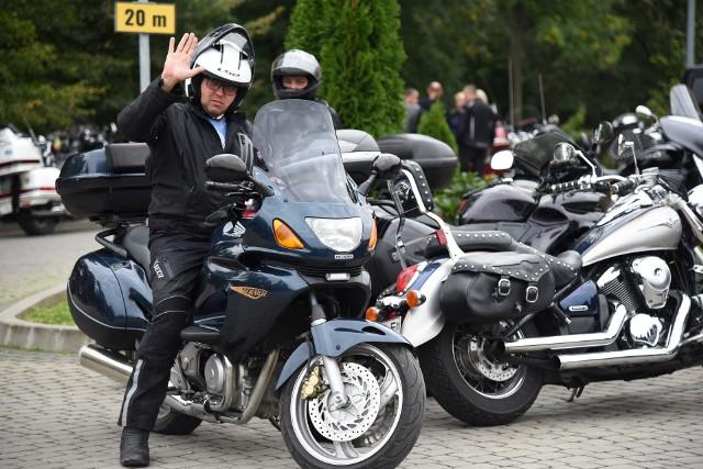 Zakończenie sezonu motocyklowego w Pruchniku