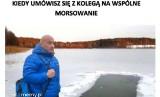 Najzimniejsze memy o morsowaniu. Chińczyk zjada nietoperza - cała Polska zaczyna morsować. Zobacz najlepsze memy o morsowaniu 08.02.2021