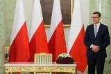 Bruksela: Premier Morawiecki spotkał się z prezydentem Francji