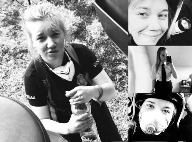 23-letnia Natalia była druhną w Ochotniczej Straży Pożarnej w Szczekocinach. Zginęła w tragicznym wypadku.Zobacz kolejne zdjęcia. Przesuwaj zdjęcia w prawo - naciśnij strzałkę lub przycisk NASTĘPNE