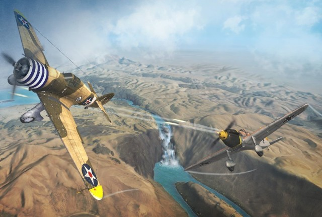 World of WarplanesWorld of Warplanes: twórcy obiecują, ze model lotu będzie idealnym połączeniem wygody i realizmu