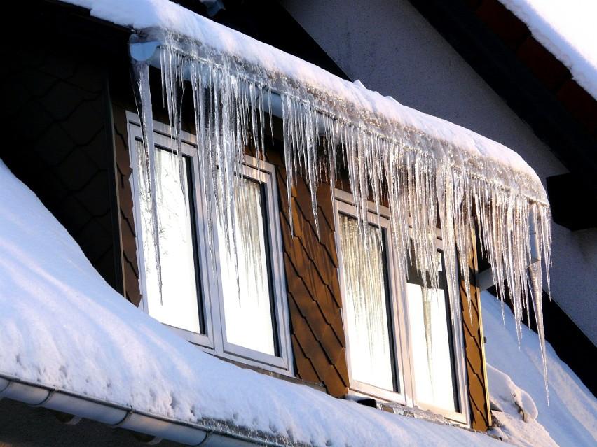 Zima, nawet łagodna, to najtrudniejszy czas dla naszego domu...
