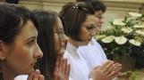 Konsekracja dziewic w Bielsku-Białej: cztery kobiety złożyły śluby czystości do śmierci ZDJĘCIA