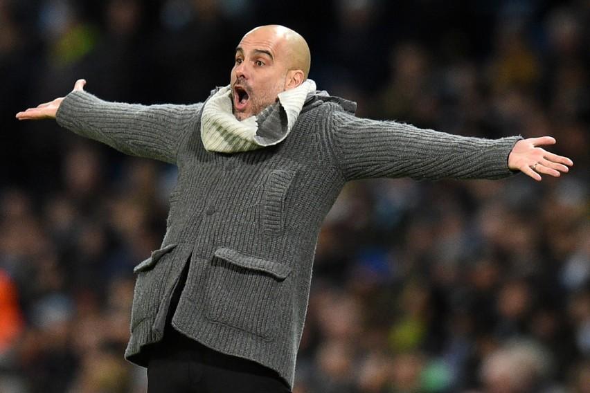 Guardiola prowadzi Manchester City od lipca 2016 r.
