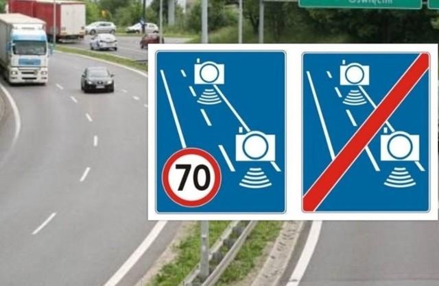 Odcinkowy pomiar prędkości działał na dwóch częściach A1 - między Częstochową i Kamieńskiem oraz Piotrkowem Trybunalskim i TuszynemZobacz kolejne zdjęcia. Przesuwaj zdjęcia w prawo - naciśnij strzałkę lub przycisk NASTĘPNE