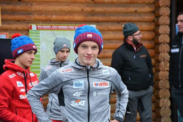17-letni Tomasz Pilch w Innsbrucku dostanie swoją szansę