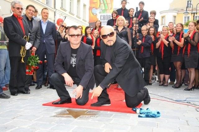 Kombii ma gwiazdę na opolskim rynku. W czerwcu wraca do Opola z premierową piosenką.