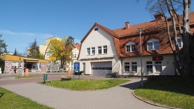 Szpital Wojewódzki w Koszalinie zmniejszył liczbę łóżek przeznaczonych dla pacjentów z COVID-19.