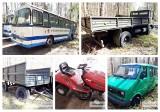 Wojsko tanio i szybko sprzedaje auta dostawcze. Jest też autobus i samojezdna kosiarka. Najnowszy przetarg AMW 16.09.2021