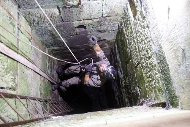 Sensacyjne odkrycie w studni na zamku Grodziec